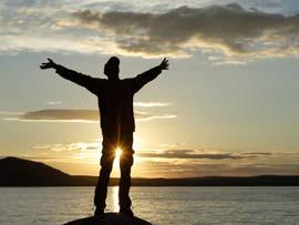 Find større velvære og glæde i dit liv, ja bliv måske endda lykkelig